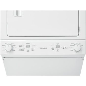 27 Inch Gas Stacked Laundry Center 3 9 Cu Ft Washer 5
